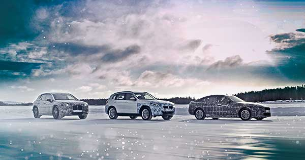 A BMW i4 a vezetés élményének új korszakát hozza el