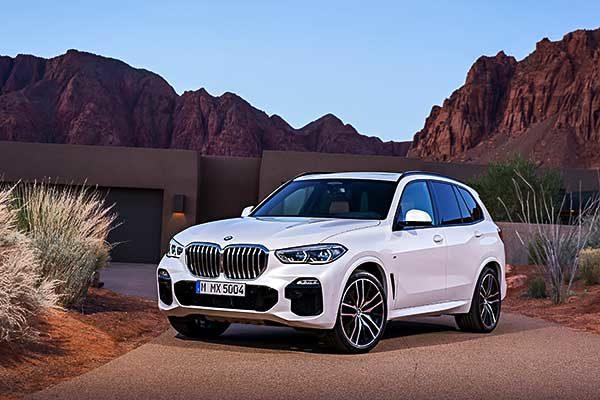 Hatékony vonóerő: a modern BMW X5 xDrive40d és a modern BMW X6 xDrive40d soros hathengeres dízelmotorral és mild-hibrid technológiával