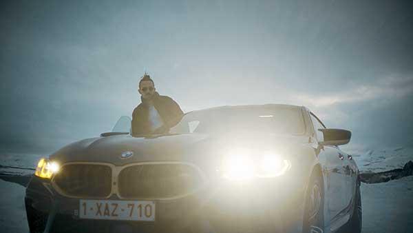 Meghatározó együttműködésbe kezdett a BMW és a CNN, meghatározó példaképekkel a főszerepben