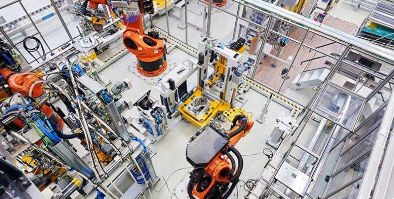 Rendszerbe állt Dingolfingban a BMW Group hálózatról tölthető hajtáslánc-technológiák tömegtermelésére szakosodott, új kutatás-fejlesztési központja