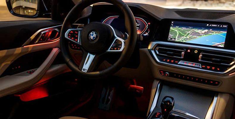 Magyarországon is bemutatkozott a modern BMW 4-es Coupé