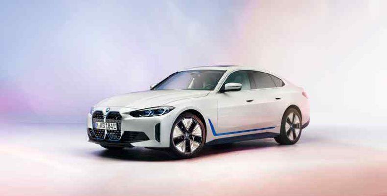 Megmutatta magát az első BMW i4