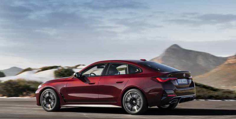 A korszerű BMW 4-es Gran Coupé