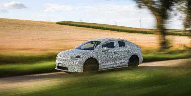 Škoda ENYAQ COUPÉ iV – Elektromos mobilitás a legelegánsabb formában